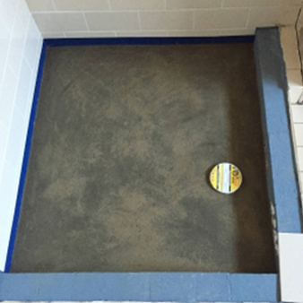 Waterproof & Floor Retile